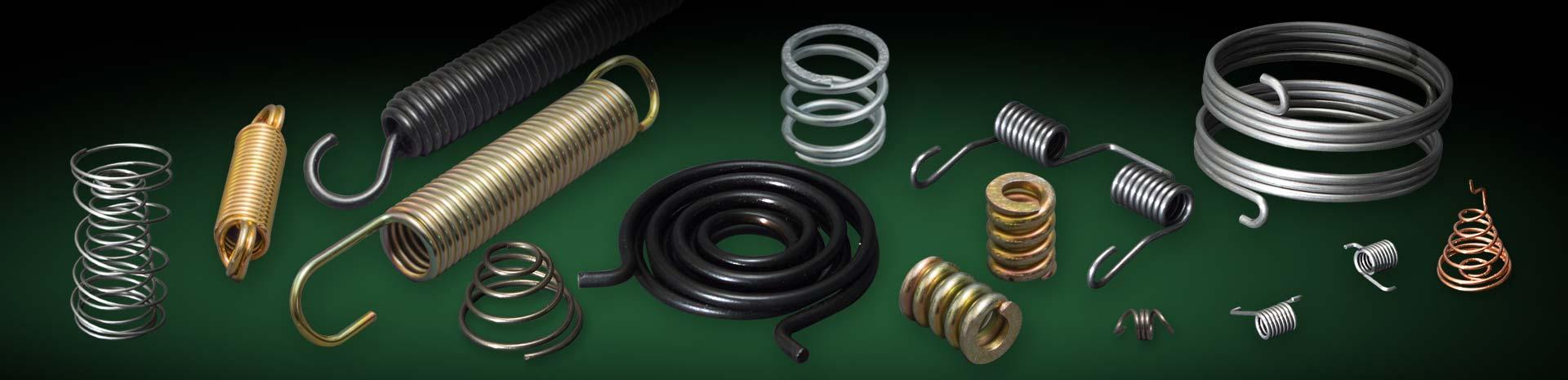 spring manufacturer, coil springs, metal springs